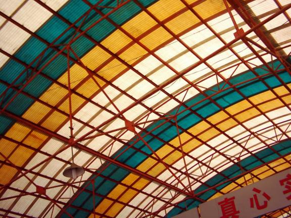平板网架结构的结构形式及支承方式