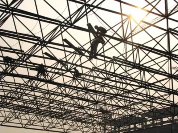 钢结构网架的分类与选型