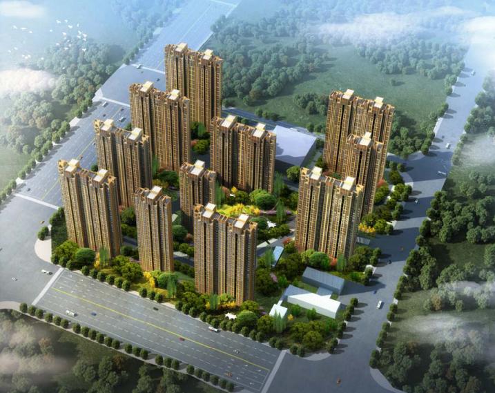 [郑州]商住房项目临建方标准化管理
