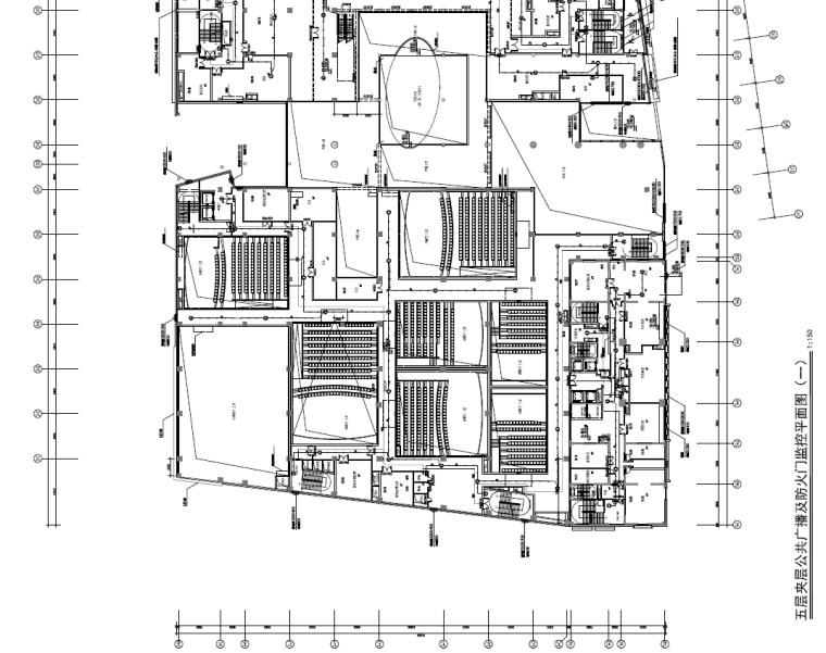 苏州高层办公塔楼及住宅电气施工图