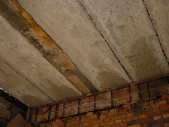 楼层与地层的布置与细部构造要求