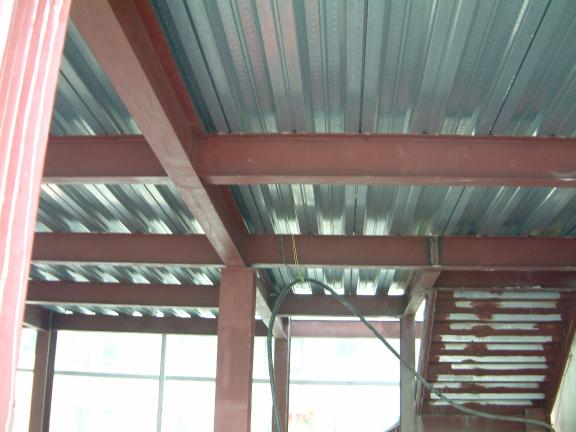 楼地层、屋盖及阳台、雨篷的基本构造1