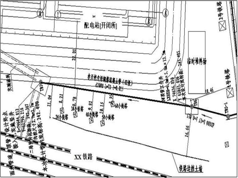 顶管接收井施工方案(26页,清楚明了)