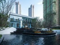 成都锦城峰荟示范区景观