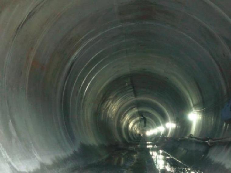 分水口及调压井结构施工方案设计
