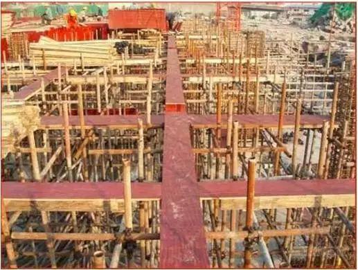 模板工程施工工艺精细化做法,各部位详解_12