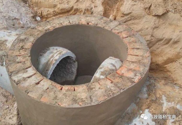 市政排水检查井砌筑施工:看似简单,要记牢