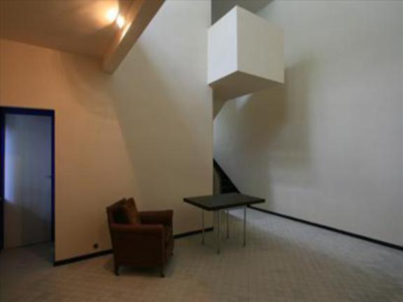 拉罗歇-让纳雷别墅分析(内容详实46页)-廊道下低矮的空间
