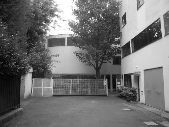 拉罗歇-让纳雷别墅分析(内容详实46页)-建筑的主体