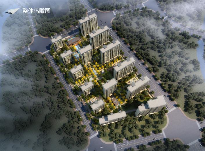 [上海]装配式高层轻奢豪宅建筑设计方案文本