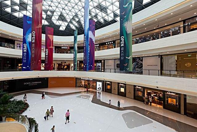 绵阳购物中心设计原则—水木源创装修设计