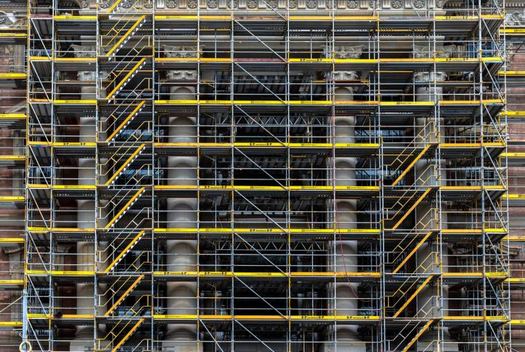 知名安装施工企业现场临建设施标准化管理