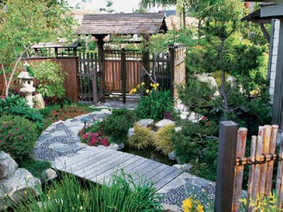 独立别墅庭院景观设计方案(图文并茂)