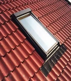 斜屋顶窗安装施工方案