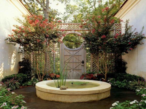 别墅类别以及园林景观设计参考资料