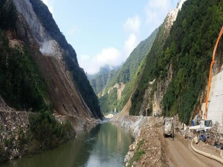 三河口水利枢纽工程一期工程截流实施方案