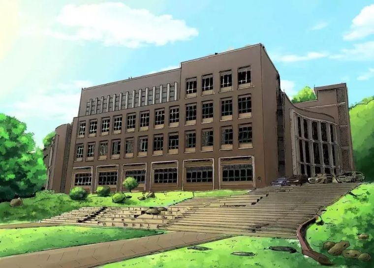 校园绿色建筑设计的八个要点_1