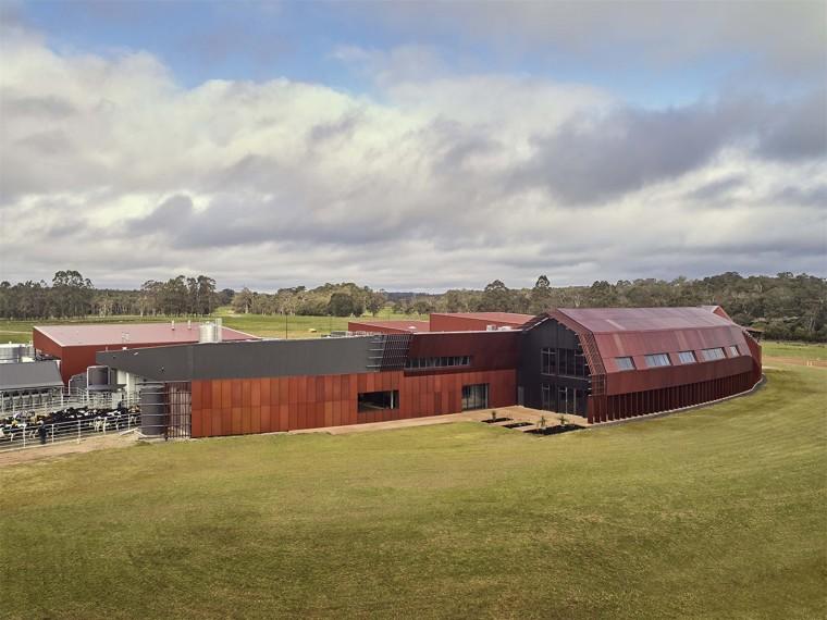 澳大利亚乳制品工业综合体