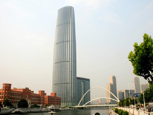 超高层建筑与钢板混凝土组合剪力墙发展应用