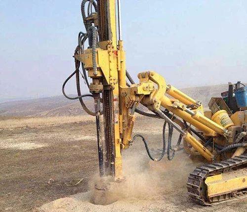 全套管全回转钻机钻孔灌注桩施工工法