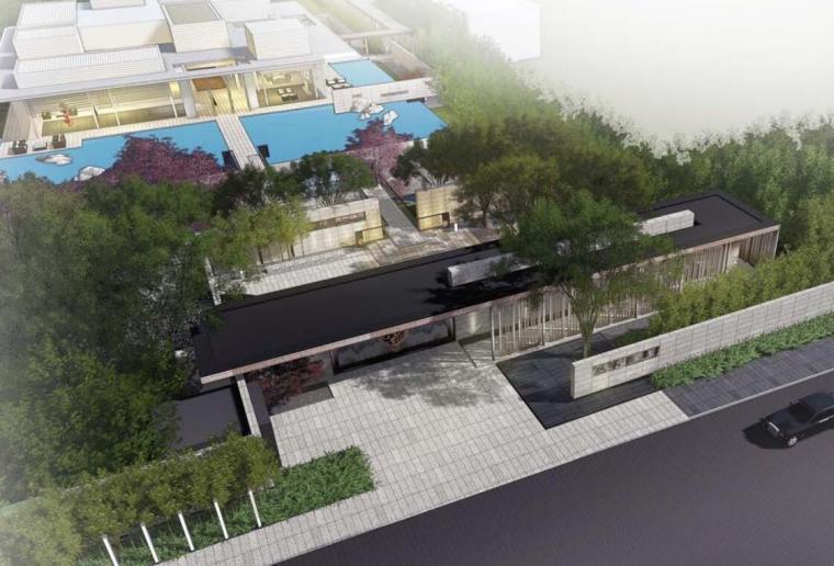 [江苏]新中式高端豪宅景观设计方案文本