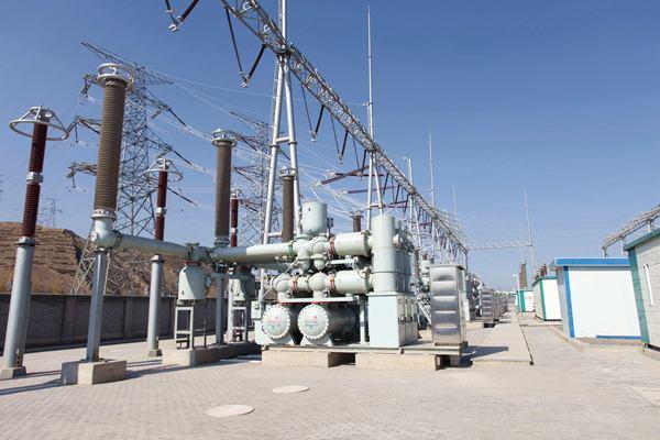 110kV变电站工程监理质量评估报告