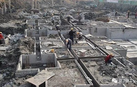 建筑工程地下室施工合集资料及施工过程讲解_2