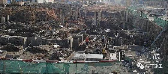 建筑工程地下室施工合集资料及施工过程讲解_1