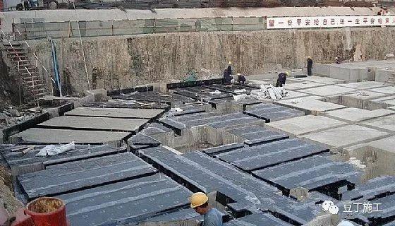 建筑工程地下室施工合集资料及施工过程讲解_4
