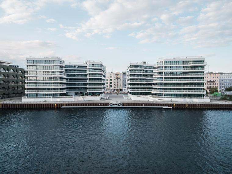 德国WAVE住宅区