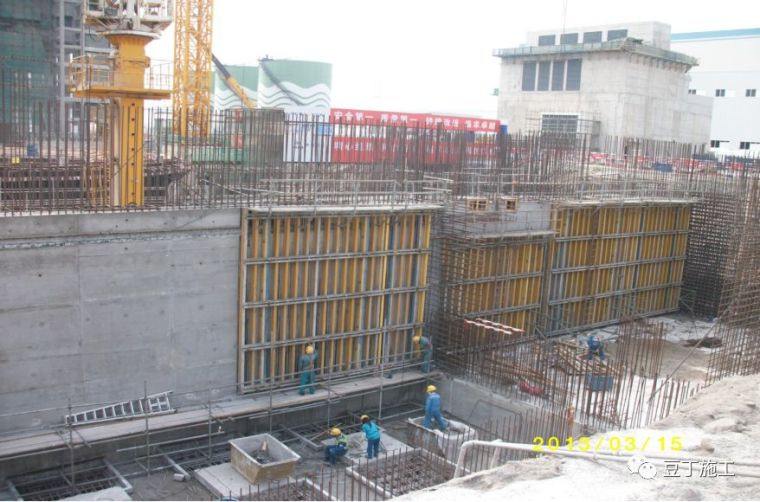 建筑工程地下室施工合集资料及施工过程讲解_22