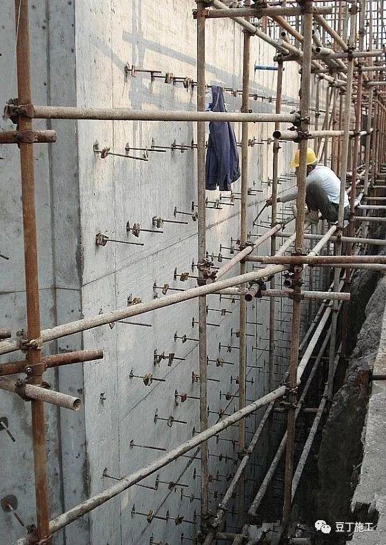 建筑工程地下室施工合集资料及施工过程讲解_29