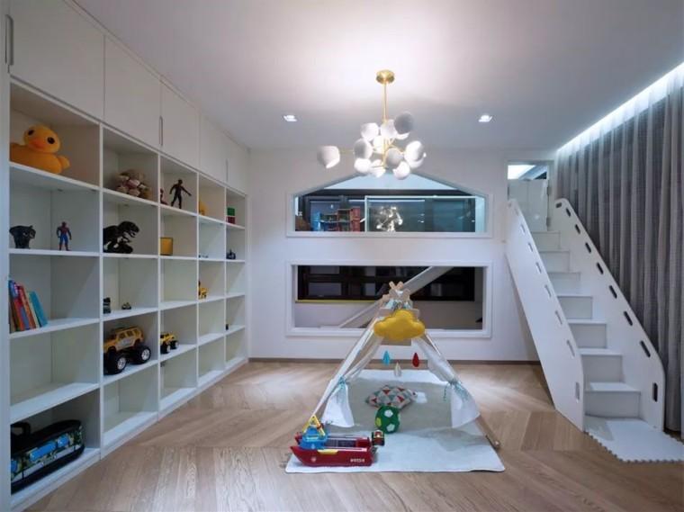 北京现代简约风格的居住空间