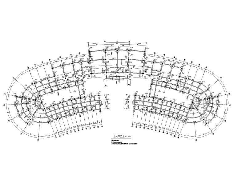 某教学楼混凝土结构施工图(CAD)