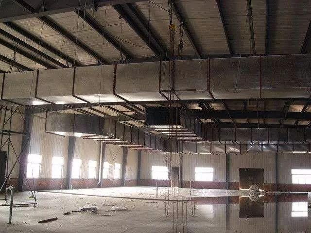 暖通空调工程现场的施工难点与技术完善方法_1