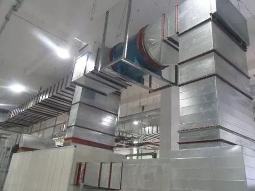 暖通空调工程现场的施工难点与技术完善方法_3