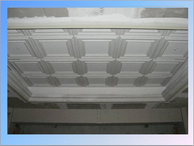石膏板吊顶和PVC吊顶施工工艺