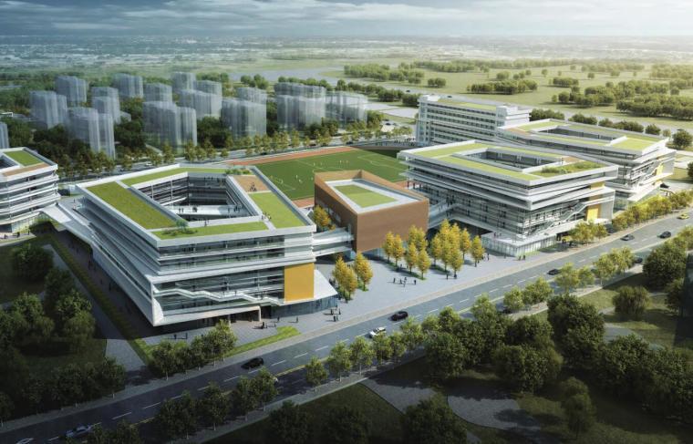[河南]保利杓袁学校项目规划概念方案文本