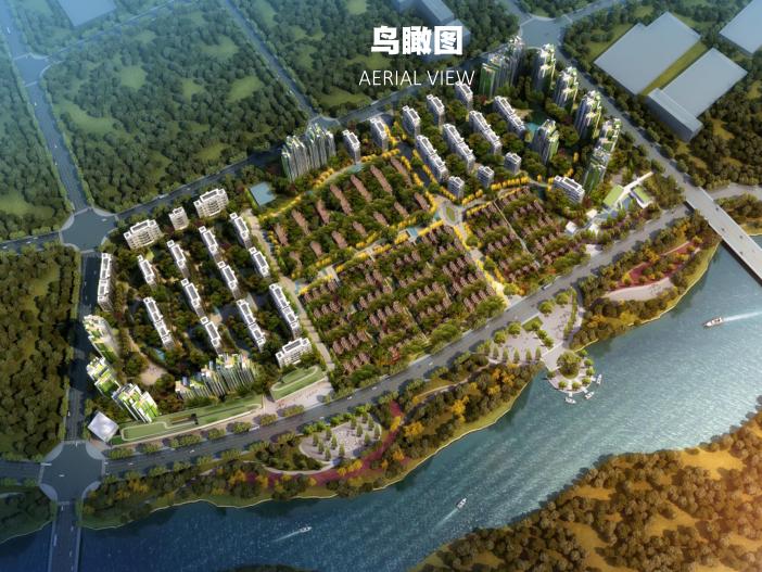 天府新区低密度豪宅项目建筑方案文本(2019)