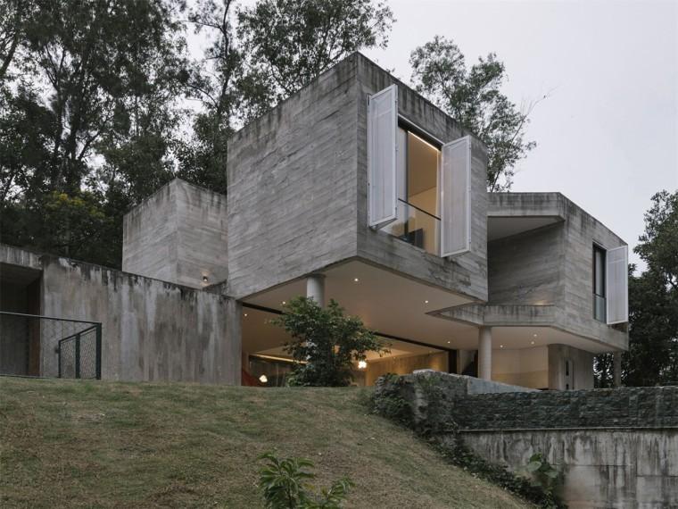 巴西皮坦加住宅