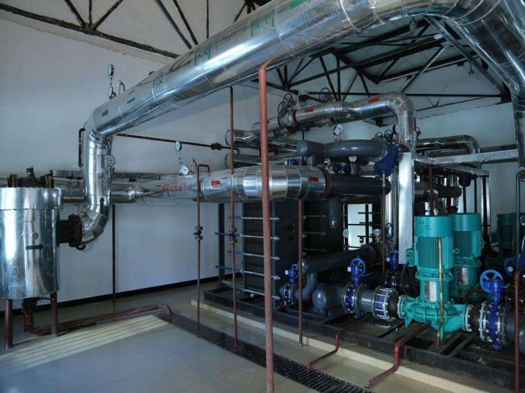 标准化换热站及二次网建设方案