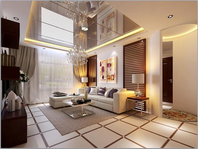 室内吊顶天花设计样式及注意事项