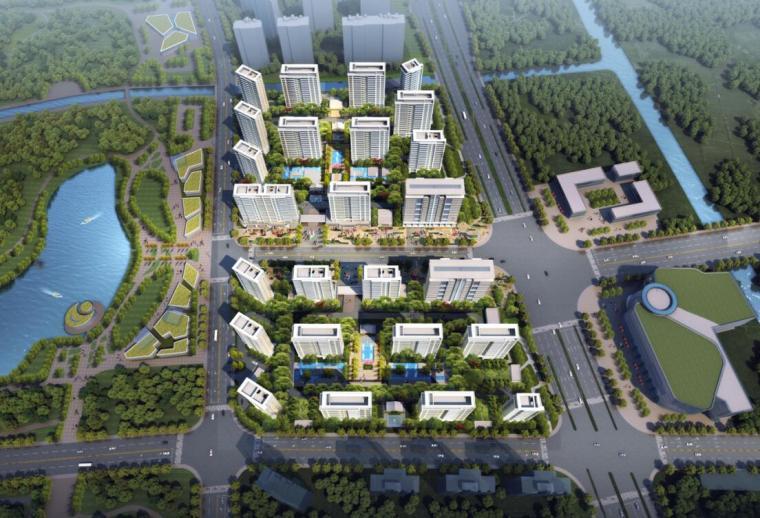 [上海]现代风格城中村住宅改造建筑文本