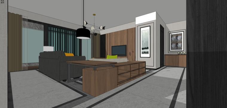 大户型欧式简单装潢室内设计