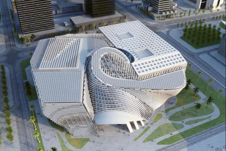 [深圳]综合性文化场馆总承包工程施组设计