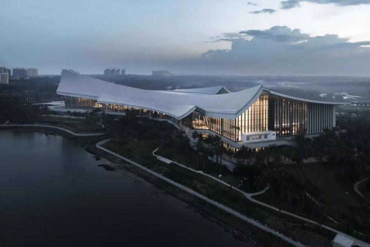 公共文化建筑设计:中国(海南)南海博物馆