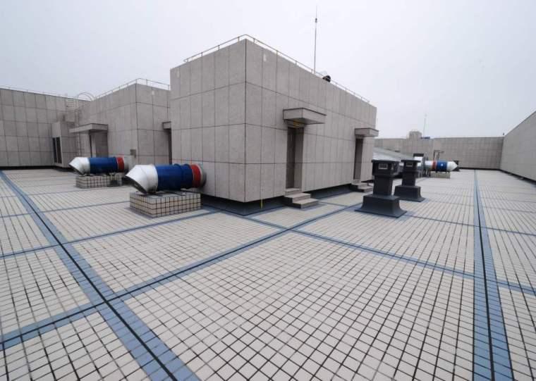 屋面工程施工防渗漏预控措施(含图)