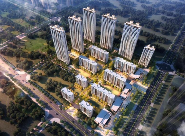 [湖北]弘阳住宅高层洋房项目投标方案文本