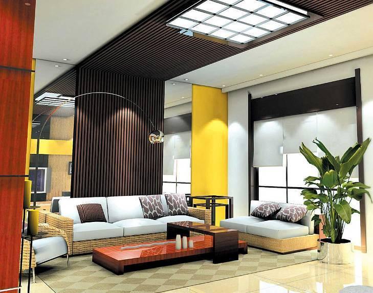 天花吊顶顶棚装饰构造与施工工艺