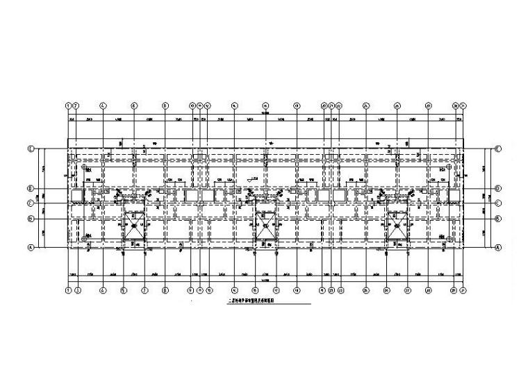 6层底框砖混结构住宅楼建筑结构施工图2014